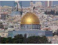 Once in a lifetime - Trips to Israel. Jan/Feb 2014 - R18500
