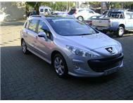 2009 PEUGEOT 308 1.6 STATION WAGON