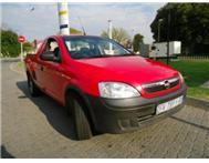 2010 CHEVROLET CORSA UTILITY 1.4 PICK UP SINGLE CAB AA TESTED VISIT US @WWW.HELLOPETER.COM#8994