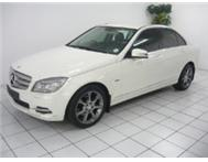 Mercedes-Benz C220 CDi BE Classic Auto