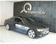 2007 BMW 3 SERIES 335i Coupe. A/t Sportpack