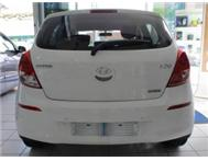 2013 Hyundai I20 CRDi Glide Manual 6 Speed