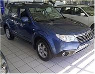 2008 Subaru Forester XS Manual