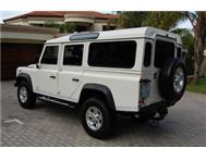 CLEAN!! 2009 LAND ROVER DEFENDER 110 PUMA TDi 6-SPEED