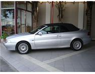 2002 Volvo C70 T5 (A) Convertible Low kms!!