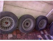 rims for nissan champ bakkie