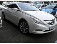 2012 Hyundai Sonata V 2.4 Executive Auto