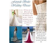 LOOKING FOR YOUR FAIRYTALE WEDDING DRESS OR WEDDING GOWN
