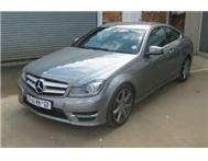 Mercedes Benz C Class BE COUPE A/T Benoni