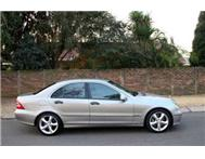 Mercedes Benz C Class C200K Sports ... Johannesburg