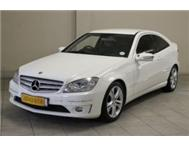 MERCEDES BENZ CLC 200 2008 MODEL 70 000KMS @ R 229 995