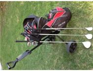 Top Flite Golf Set