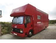Ford Iveco Cargo 7.5Ton Motorhome
