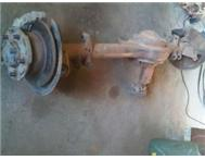Land Rover Discovery 1 Rear Axle complete for sale.