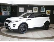 2012 LAND ROVER RANGE ROVER EVOQUE 2.0 SI4 Dynamic Coupe