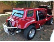 Beach Buggy 1600 twinport