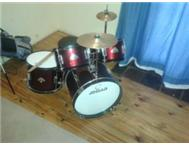 Complete Chidrens Drum Kit