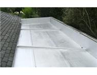 Slate roofing and waterproofing.