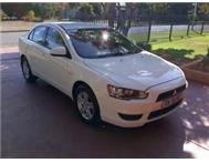 2007 Mitsubishi Lancer 2.0 GLS Exec with full leather interior!