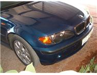 Bmw 318i to sell or swop for any 4 x 4 d/cab
