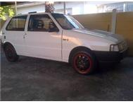 R19 500 - FIAT UNO MIA (LIGHT ON FUEL!!!!)