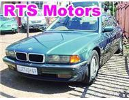 BMW 740i. 1995. Full House. In very...