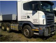 2010 Scania 420 Truck for Sale.