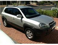 2008 HYUNDAI TUCSON 2.0 Manual 4X2