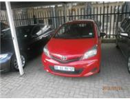 Toyota Yaris T1 Manual