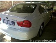 2010 BMW 3 SERIES 320d 4dr