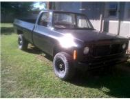 For Sale Chev C30 4x4 V8 with scrap papers
