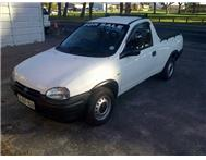 corsa bakkie 160i sport for sale 1998 model