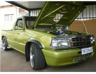 Ford Courier Supercharged V8