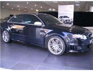 2007 Audi RS4 Quattro Manual