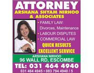 DIVORCE AND FAMILY LAW SPECIALISTS