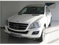 2009 MERCEDES-BENZ ML 320 CDI A/T