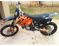 KTM SX 200 - 2002 - EXCELLENT SHAPE - Barely driven! Kempton Park