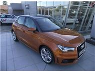 2013 AUDI A1 Sportback 1.4T FSI 90kW Attraction Manual