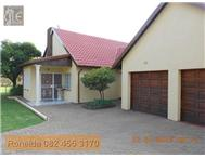 3 Bedroom 2 Bathroom House for sale in Van Riebeeck Park
