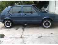 V W CITI GOLF CHICO 1.3 FOR SALE
