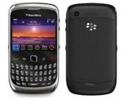 Blackberry Curve 9300 3g box and accessories
