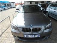 2008 BMW 5 Series 525i Exclusive (e60)