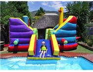 Jumping castles & slides for sale direct from Manufacturer