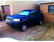 Freelander Body for sale rolling chassis