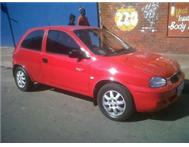 Opel Corsa Lite Sport 1.4 red 2008model R39000
