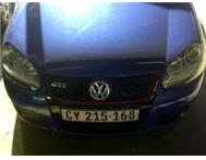 GOLF 5 GTI DSG AUTO FOR SALE