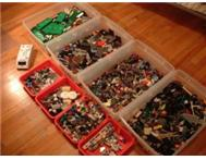 Wanted: Big box(s) of lego mixed together don t need booklets!
