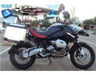 BMW GS1200 Adventure