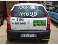 Drive a NEW CAR from only R499/R699 per month! Pretoria