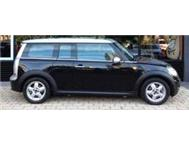 2010 Mini Cooper Clubman Manual.